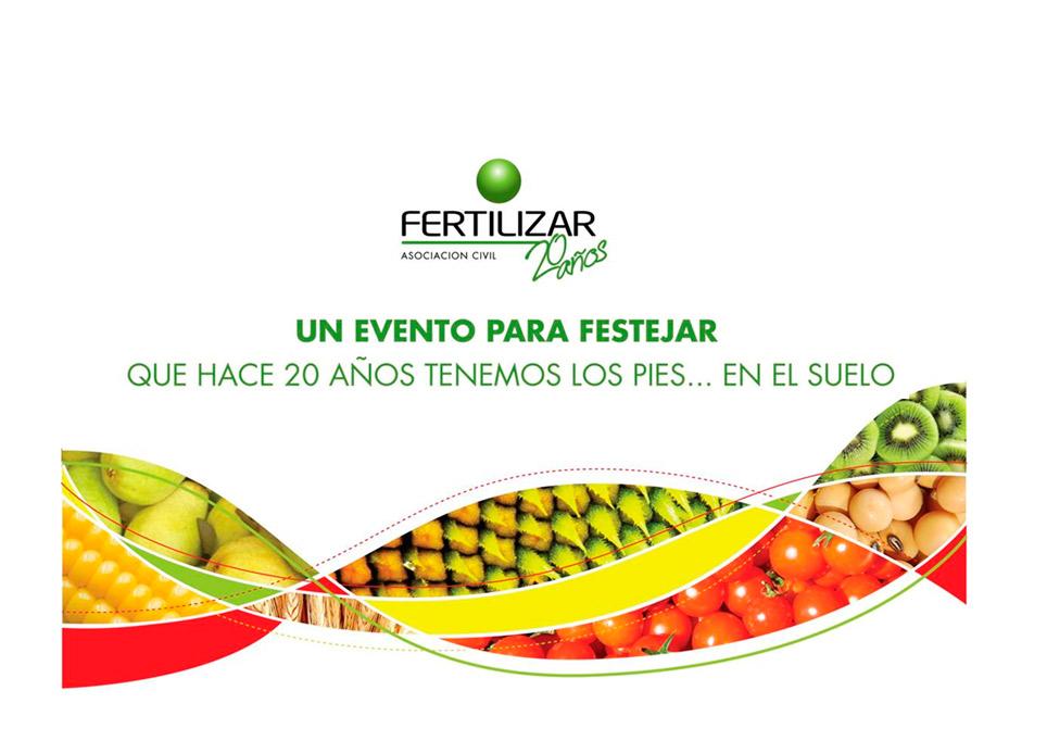 Fertilizar festejó su 20° aniversario